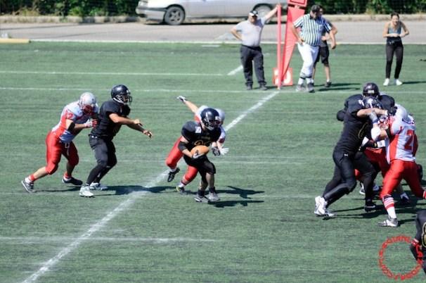 Crusaders Cagliari vs Dragons Salento, 48-0, 29 maggio 2011 326