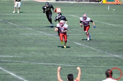 Crusaders Cagliari vs Dragons Salento, 48-0, 29 maggio 2011 334