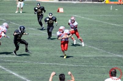 Crusaders Cagliari vs Dragons Salento, 48-0, 29 maggio 2011 335