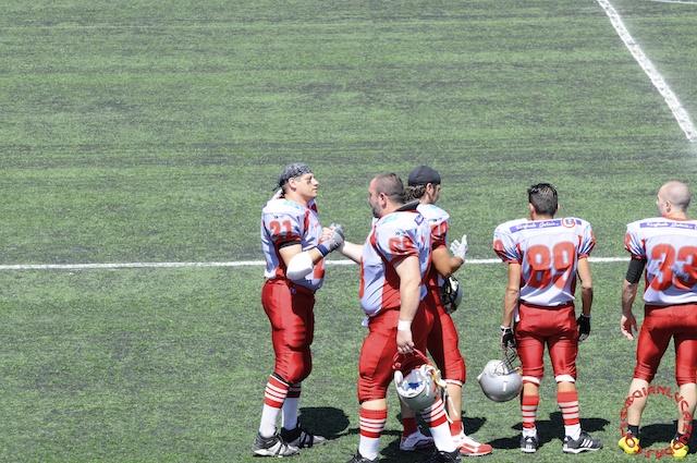 Crusaders Cagliari vs Dragons Salento, 48-0, 29 maggio 2011 34