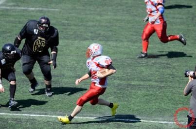 Crusaders Cagliari vs Dragons Salento, 48-0, 29 maggio 2011 342