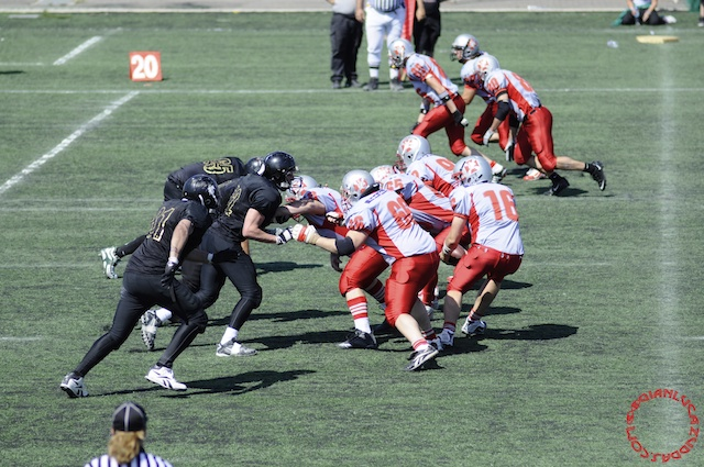 Crusaders Cagliari vs Dragons Salento, 48-0, 29 maggio 2011 347
