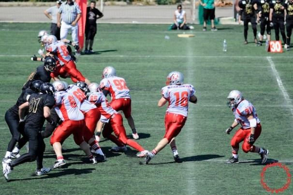 Crusaders Cagliari vs Dragons Salento, 48-0, 29 maggio 2011 349