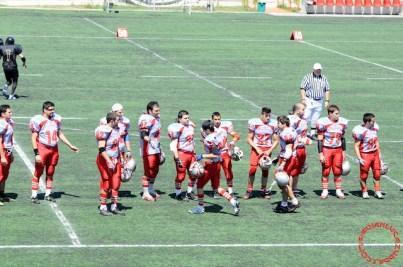 Crusaders Cagliari vs Dragons Salento, 48-0, 29 maggio 2011 38