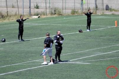 Crusaders Cagliari vs Dragons Salento, 48-0, 29 maggio 2011 4