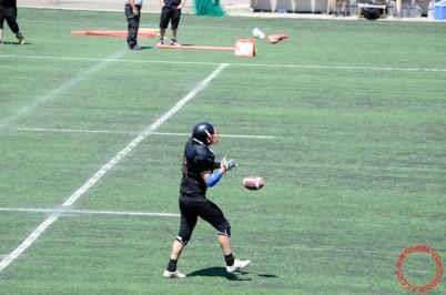 Crusaders Cagliari vs Dragons Salento, 48-0, 29 maggio 2011 47