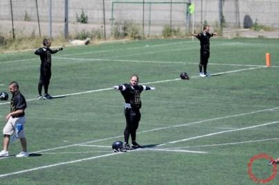 Crusaders Cagliari vs Dragons Salento, 48-0, 29 maggio 2011 5