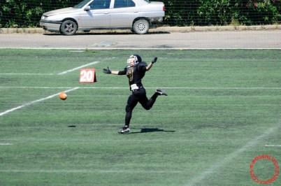 Crusaders Cagliari vs Dragons Salento, 48-0, 29 maggio 2011 52