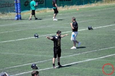 Crusaders Cagliari vs Dragons Salento, 48-0, 29 maggio 2011 6