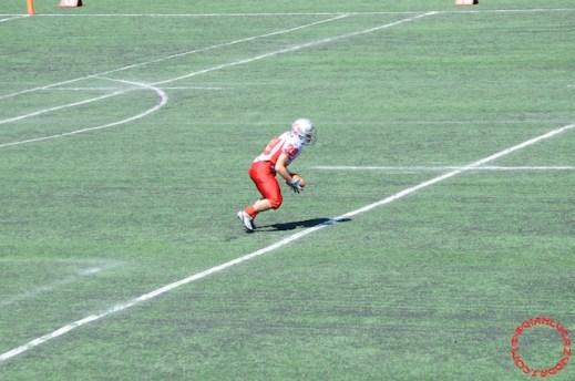 Crusaders Cagliari vs Dragons Salento, 48-0, 29 maggio 2011 61