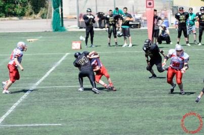 Crusaders Cagliari vs Dragons Salento, 48-0, 29 maggio 2011 68