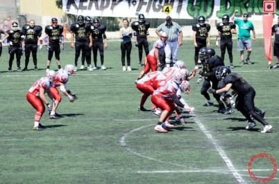 Crusaders Cagliari vs Dragons Salento, 48-0, 29 maggio 2011 77