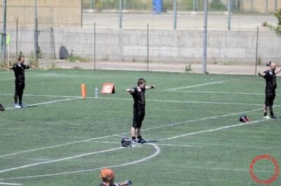 Crusaders Cagliari vs Dragons Salento, 48-0, 29 maggio 2011 8