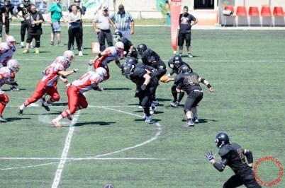 Crusaders Cagliari vs Dragons Salento, 48-0, 29 maggio 2011 82