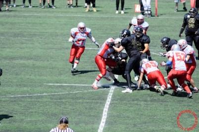 Crusaders Cagliari vs Dragons Salento, 48-0, 29 maggio 2011 87