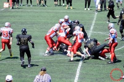 Crusaders Cagliari vs Dragons Salento, 48-0, 29 maggio 2011 88