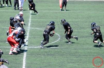 Crusaders Cagliari vs Dragons Salento, 48-0, 29 maggio 2011 89