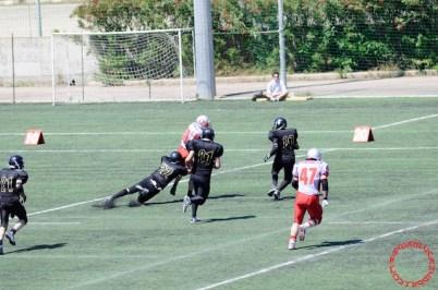 Crusaders Cagliari vs Dragons Salento, 48-0, 29 maggio 2011 99