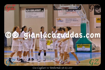 Cus Cagliari vs Umbertide 58-63 007