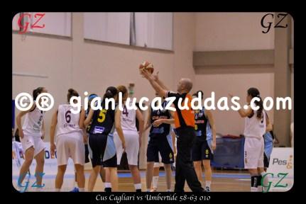 Cus Cagliari vs Umbertide 58-63 010