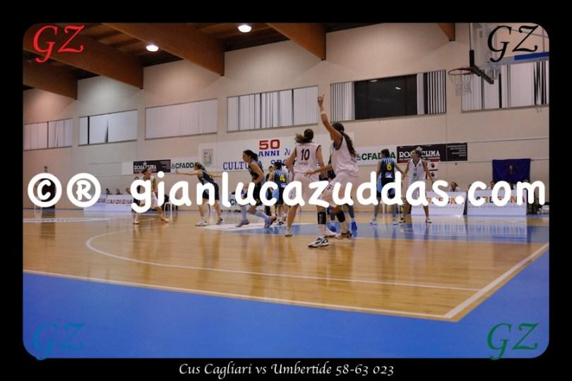Cus Cagliari vs Umbertide 58-63 023