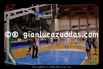 Cus Cagliari vs Umbertide 58-63 030