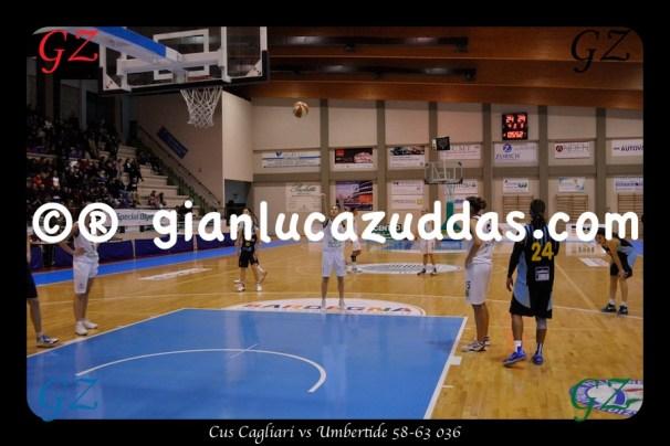 Cus Cagliari vs Umbertide 58-63 036