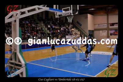 Cus Cagliari vs Umbertide 58-63 037