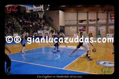 Cus Cagliari vs Umbertide 58-63 041