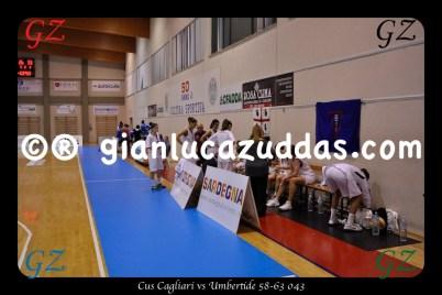 Cus Cagliari vs Umbertide 58-63 043