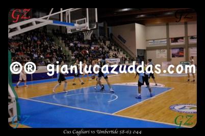 Cus Cagliari vs Umbertide 58-63 044