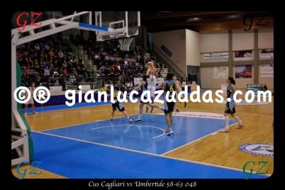 Cus Cagliari vs Umbertide 58-63 048