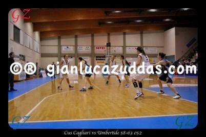 Cus Cagliari vs Umbertide 58-63 052