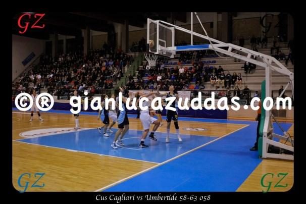 Cus Cagliari vs Umbertide 58-63 058