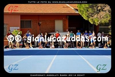 Campionati Assoluti Sardi 2014 0047