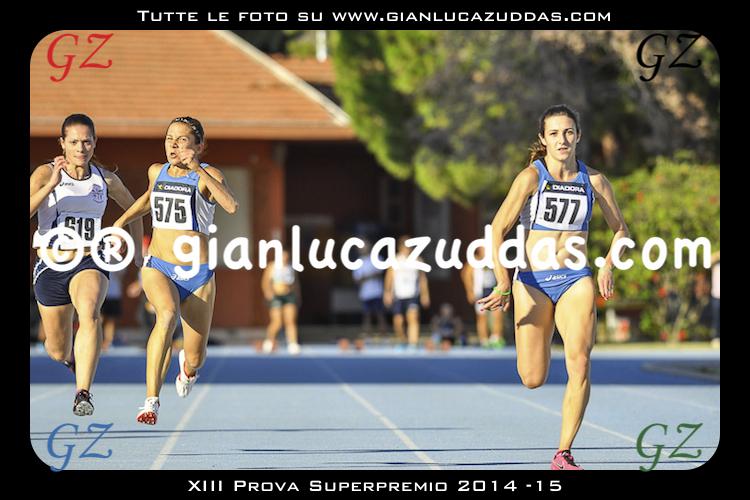XIII Prova Superpremio 2014 -15