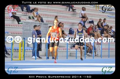 XIII Prova Superpremio 2014 -150