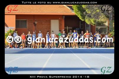 XIII Prova Superpremio 2014 -18