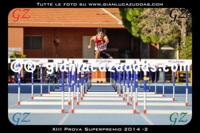 XIII Prova Superpremio 2014 -2