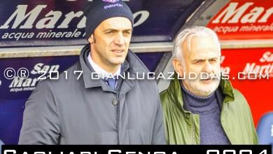 Photo of Cagliari vs Genoa, Serie A 2016/17, 15 gennaio 2017