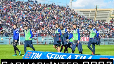 Photo of Cagliari vs Inter, Serie A 2016/17, 5 marzo 2017