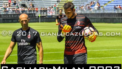 Photo of Cagliari vs Milan, Serie A 2016/17, 28 maggio 2017