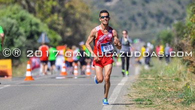Photo of Chia Half Marathon 2017 km 20, 30 aprile 2017