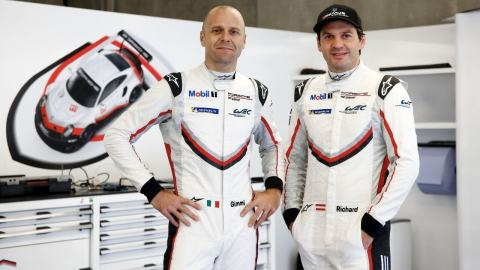 WEC 2018 – 1st round – Spa Francorchamps