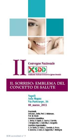 Salute orale: protocolli operativi di pratica clinica.