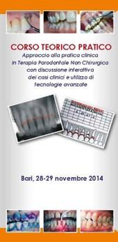 Approccio alla pratica clinica in Terapia Parodontale Non Chirurgica.