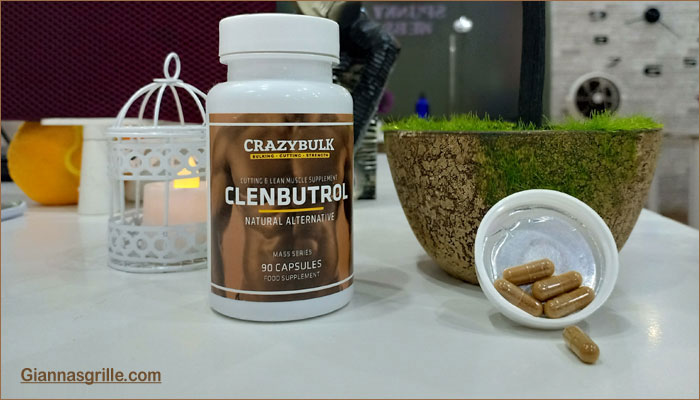 Clenbuterol fat burning steroids