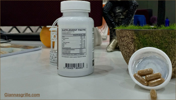 Clenbuterol ingredients and dosage