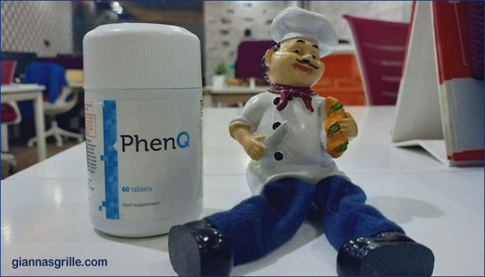 Phenq review at giannasgrille.com