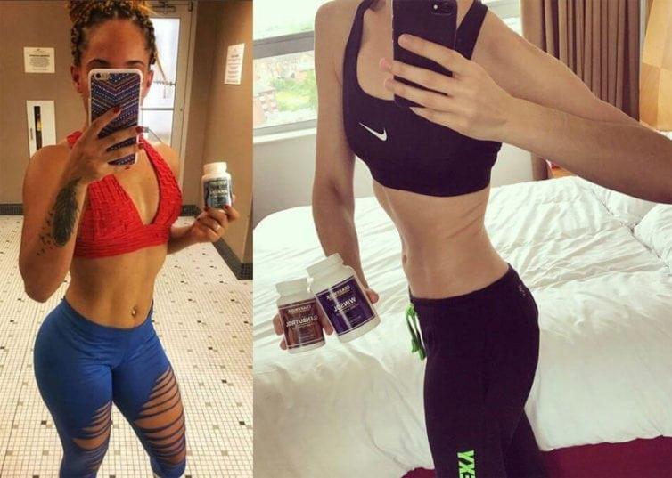 female fat burning steroids